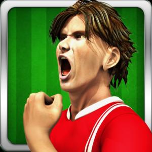 Barcode Footballer
