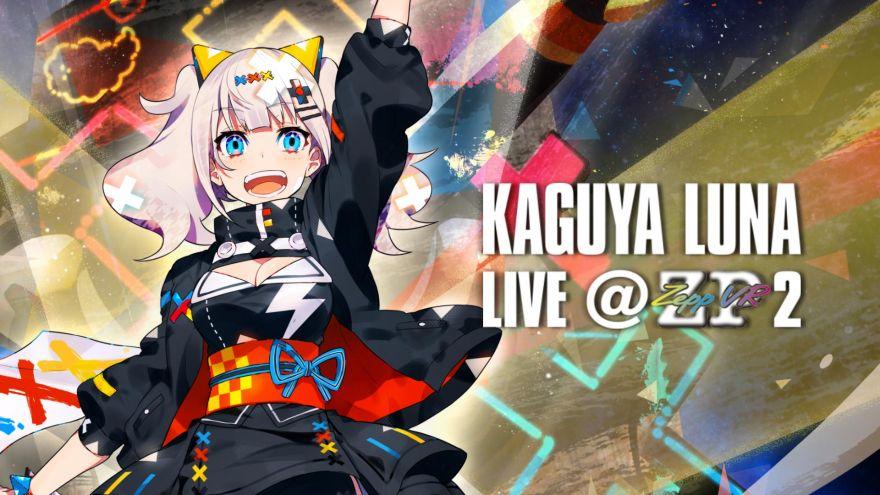 Kaguya Luna LIVE@ZeppVR2